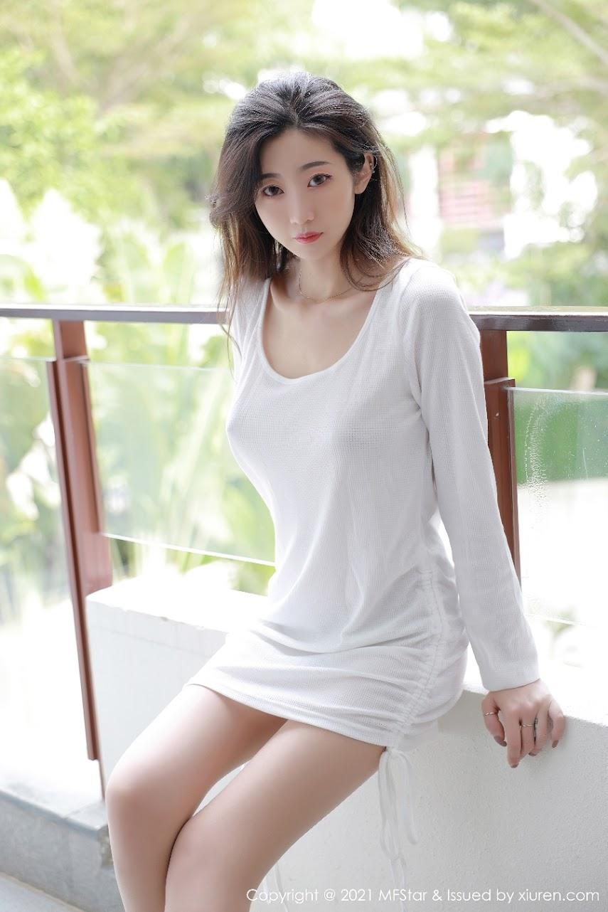 [MFStar] 2021-01-25 Vol.446 Angel Yee mfstar 05070